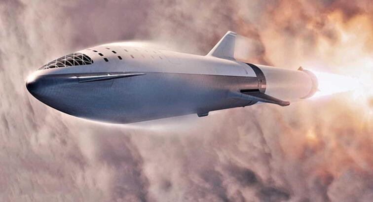 Elon Musk: Starship'in fotoğrafları yakında geliyor