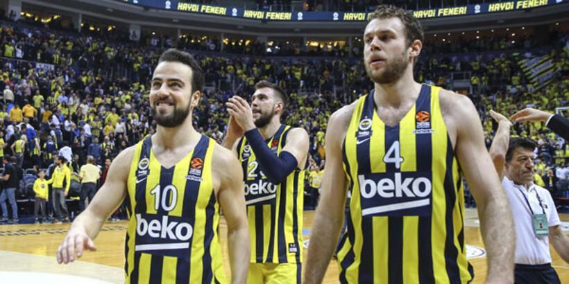 Fenerbahçe Beko, liderliğini sürdürdü