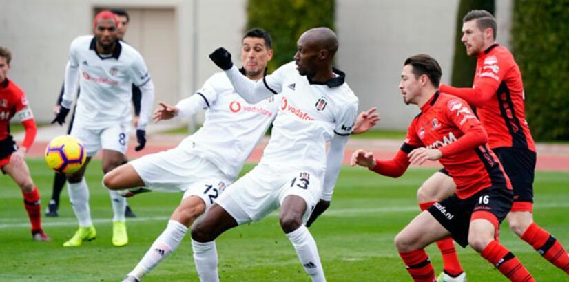 Beşiktaş - Helmond Sport: 1-0