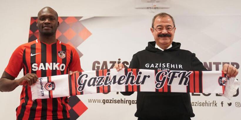 Gazişehir Gaziantep, Sow'u resmen açıkladı!