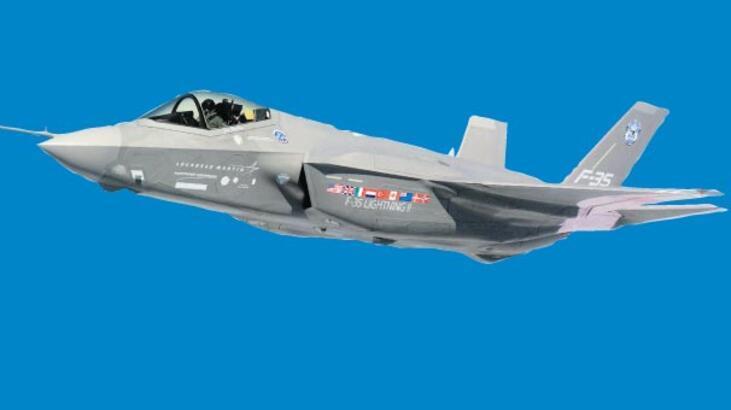 İlk F-35 2019 Kasım'da geliyor