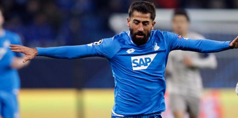 Kerem Demirbay, Hoffenheim'ı taşıdı