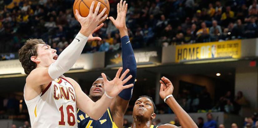 Cedi Osman'lı Cavaliers son saniyede kazandı