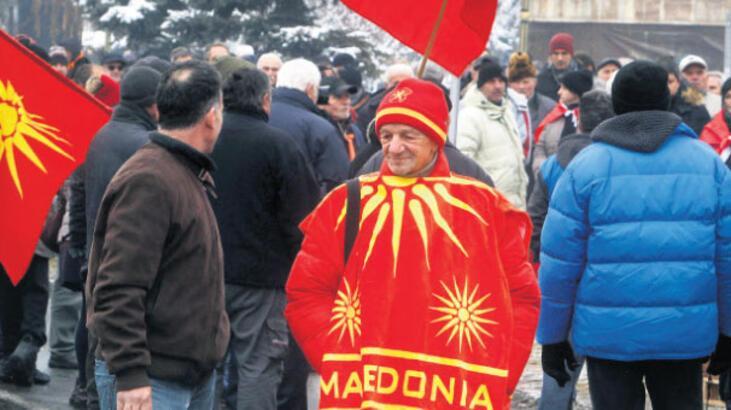 Makedonya NATO yolunda