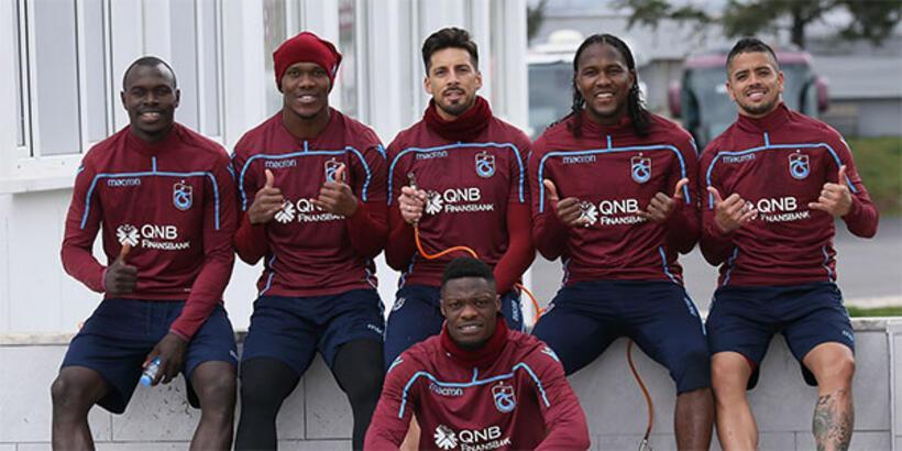 Trabzonspor'da yabancıların sezonu
