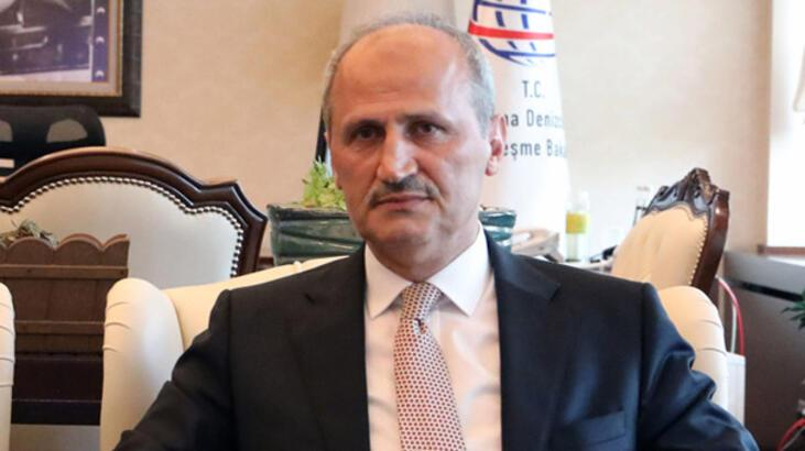 """""""Türkiye'nin ulaşım altyapısına 509 milyar TL yatırım yapıldı"""""""