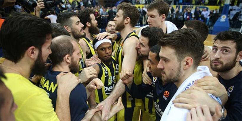 Fenerbahçe Beko'nun konuğu Buducnost