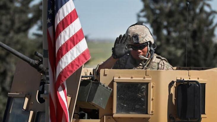 Pentagon sosyal medyadan duyurdu! ABD askerleri Suriye'den...