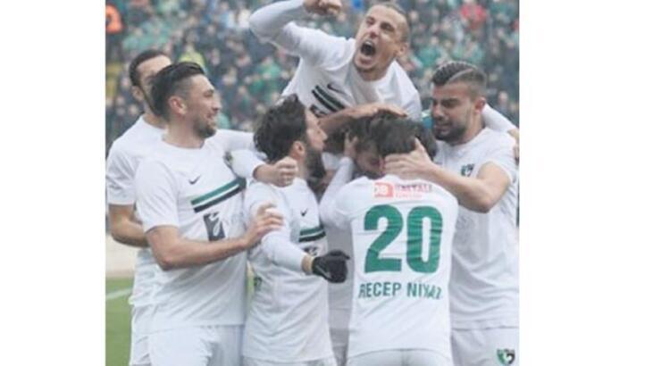 Denizlispor'a Başkan Çetin'den övgü
