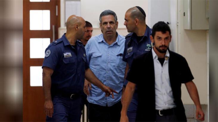 İsrailli eski bakana İran'a casusluktan 11 yıl hapis cezası