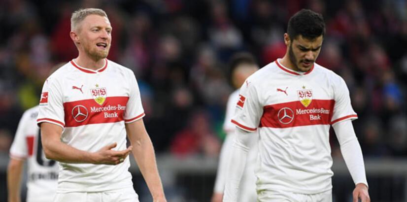 Bayern Münih, Stuttgart'ı dağıttı! Ozan Kabak...