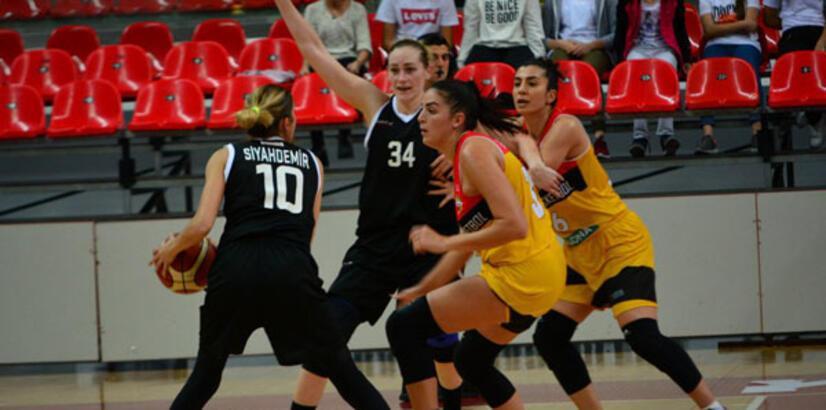 Bellona Kayseri Basketbol - Beşiktaş: 74-73