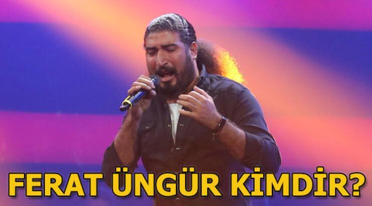Ferat Üngür kimdir, kaç yaşında, nereli? O Ses Türkiye birincisi