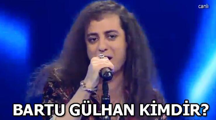 O Ses Türkiye finalisti Bartu Gülhan kimdir, kaç yaşında, nereli?