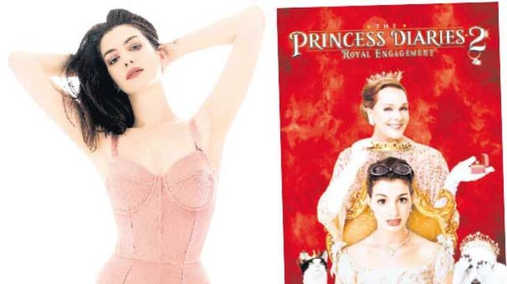 Prensesin hikayesi devam ediyor