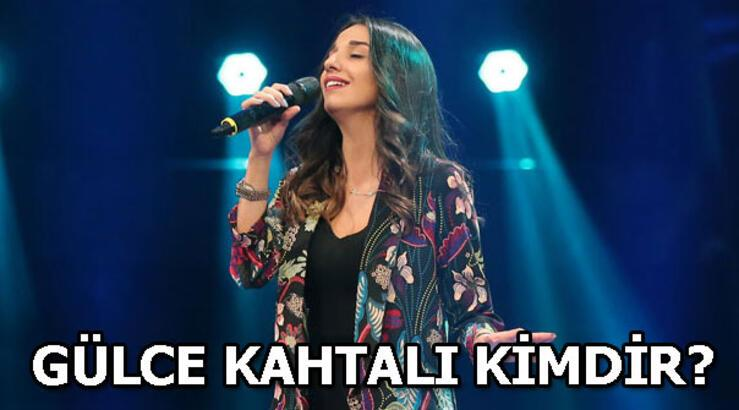 Gülce Kahtalı kimdir, kaç yaşında, nereli? O Ses Türkiye finalisti