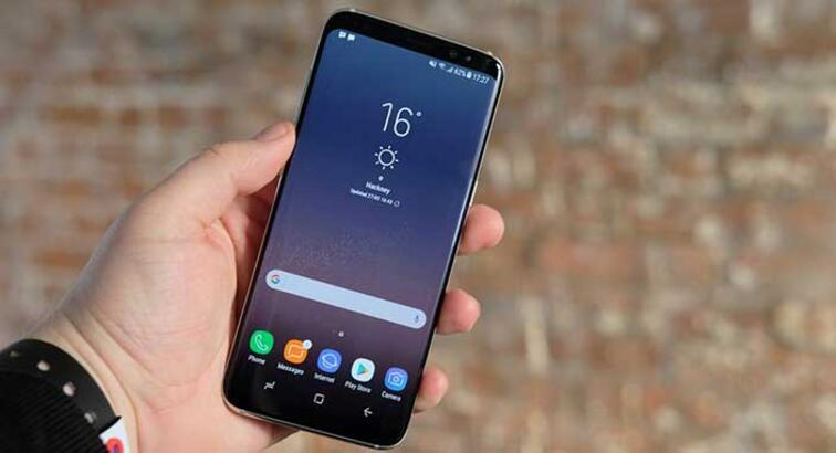 Galaxy S8'e gelen son güncelleme Super Slow Motion çekimi mümkün kılıyor