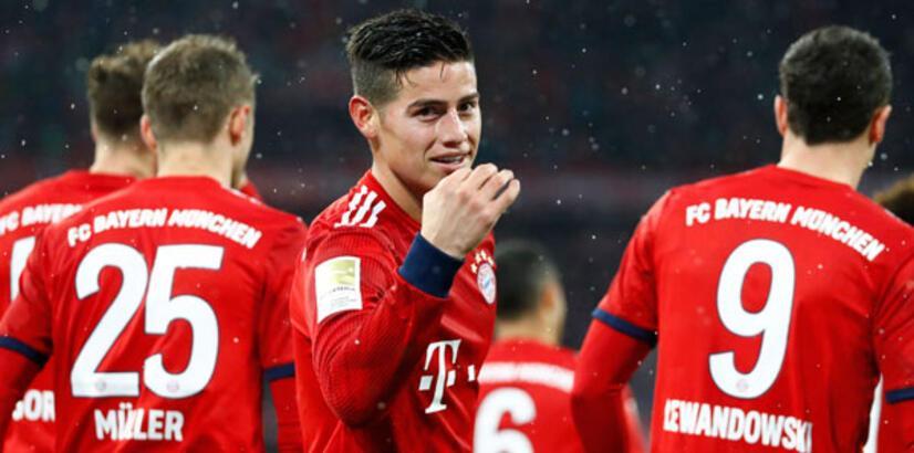 Bayern Münih, Mainz engelini rahat geçti