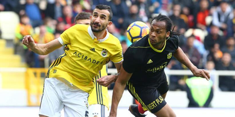 Yeni Malatyaspor, Fenerbahçe'ye konuk olacak