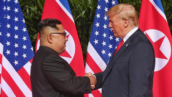 2. Trump-Kim zirvesinin tarihi belli oldu!