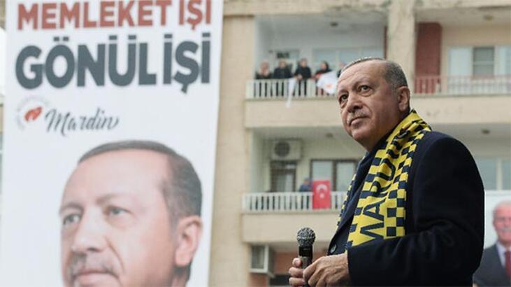 Cumhurbaşkanı Erdoğan'dan Regaib Kandili mesajı