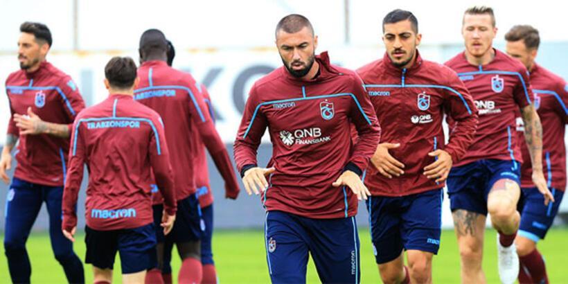 Trabzonspor, Akhisarspor'a hazırlanıyor