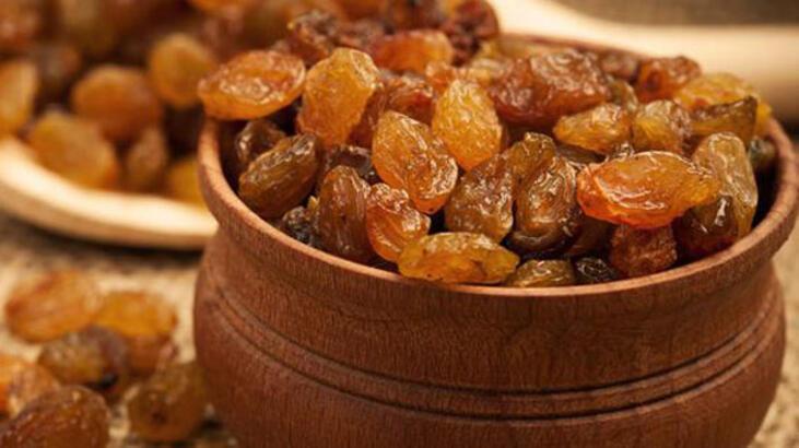 Kuru üzümde ihracat bereketi