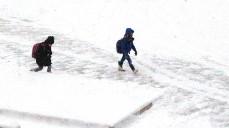 Son dakika: Kar tatili haberleri geliyor! İşte okulların tatil olduğu iller