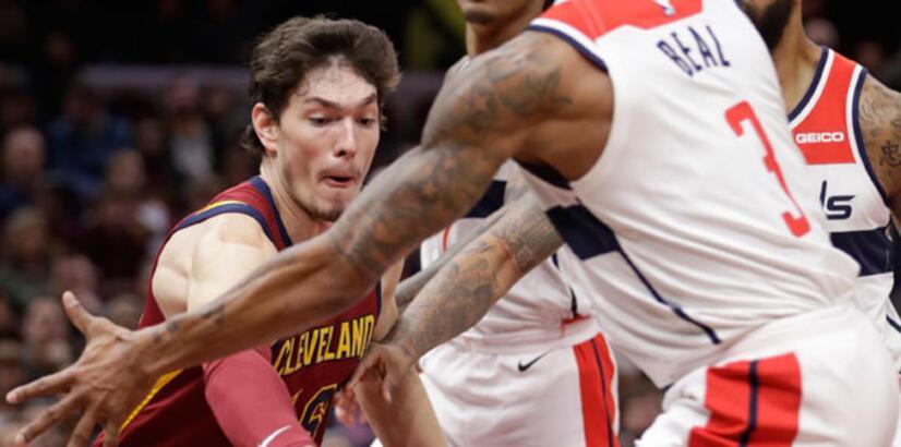 Cedi Osman smacı vurdu, Cavaliers fark yaptı
