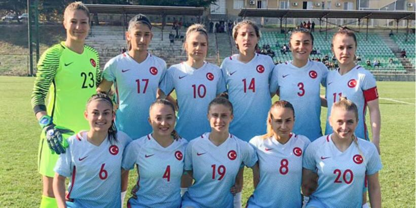 A Milli Kadın Futbol Takımı'nın aday kadrosu açıklandı