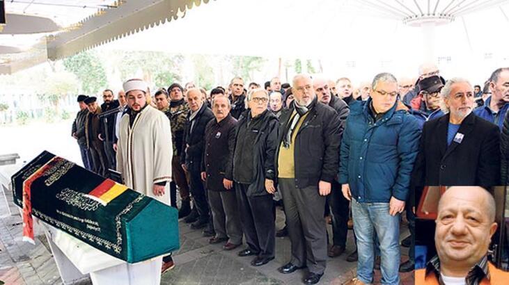 Usta gazeteci Tunca sonsuzluğa uğurlandı