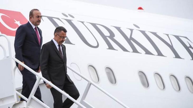 Türk heyetinin ziyaretine dünyanın dört bir yanından destek!