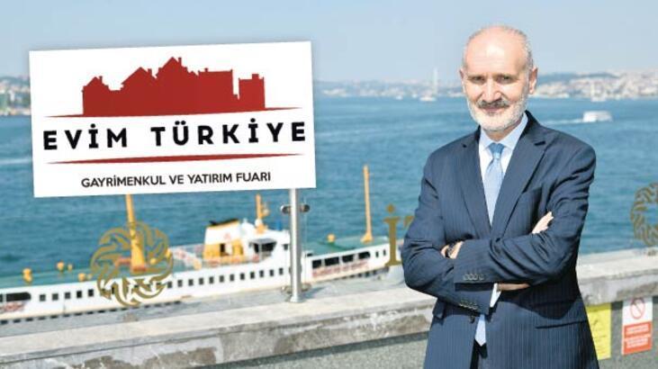 Evim Türkiye gurbetçinin kapısını çalıyor