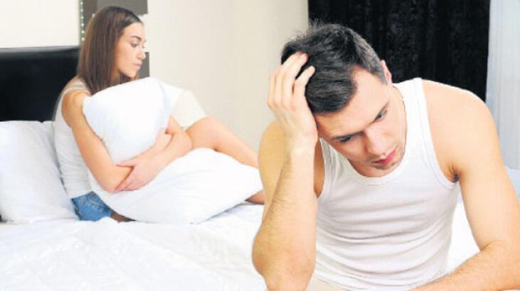 Cinsellik sorunları kâbusunuz olmasın