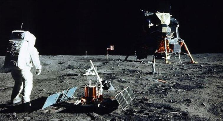 NASA Ay misyonu için Çin'den yardım talep etmiş