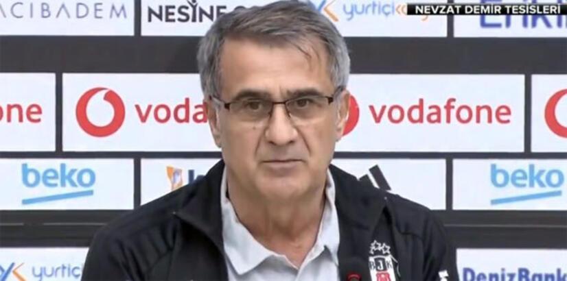 Şenol Güneş, Beşiktaş'tan ayrılacağı tarihi açıkladı