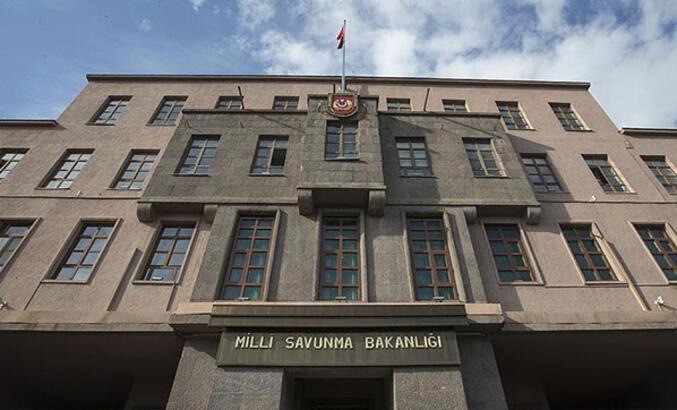 Savunma Bakanlığı'ndan PKK provokasyonu açıklaması