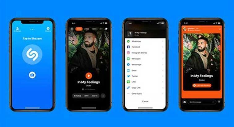 Shazam sonuçları ve IGTV videoları Instagram Hikayeleri ile paylaşılabilecek