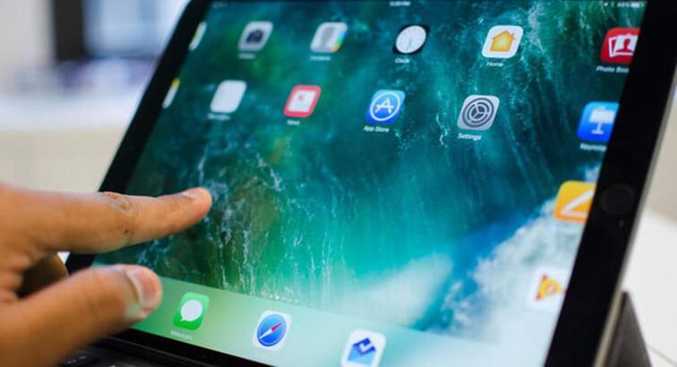 Bazı iPad Pro'ların ekranında hata ortaya çıktı