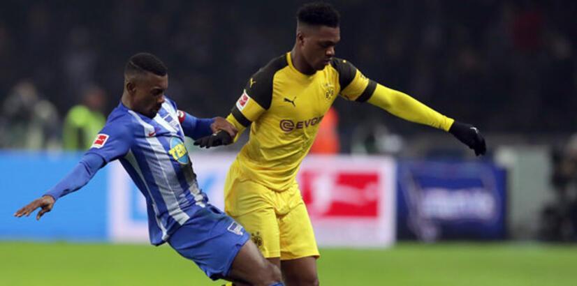 Borussia Dortmund uzatmalarda kazandı