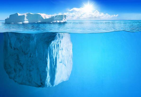 NASA'dan uyarı: Buzdağı kopacak