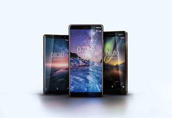 Nokia'dan 5 yeni model
