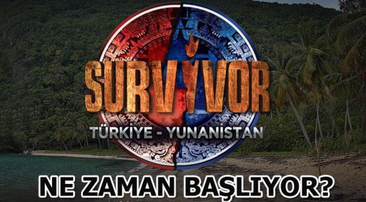 Survivor Türkiye - Yunanistan için geri sayım! 2019 Survivor ne zaman?