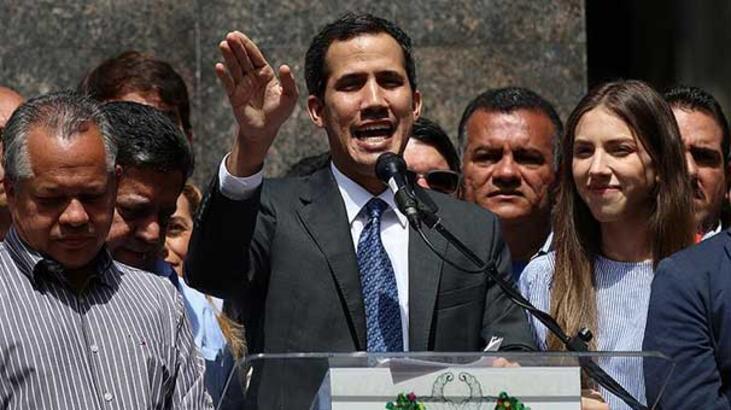 Venezuela'da muhalefet açık hava toplantıları yapacak