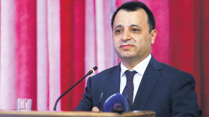 Arslan, yeniden AYM Başkanı