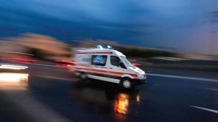Siirt'te yolcu minibüsü devrildi: 11 yaralı