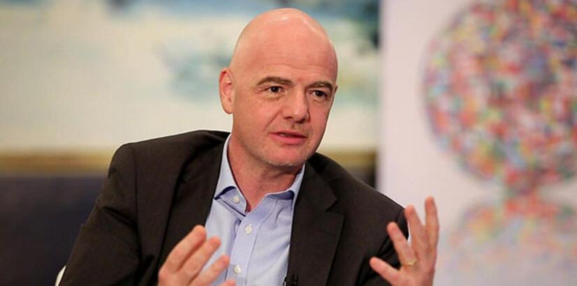 Infantino: Türkiye, Dünya Kupası'na ev sahipliği yapabilir