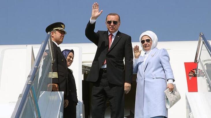 Son dakika... Cumhurbaşkanı Erdoğan'dan Fransa'ya resmi ziyaret