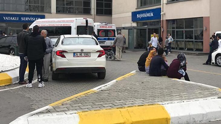 Hasta yakınları, doktoru dövdü