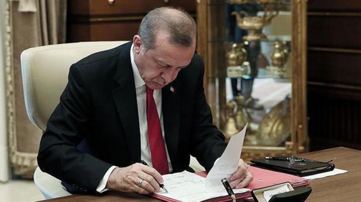 Cumhurbaşkanı Erdoğan imzaladı! Yeni dönem başlıyor